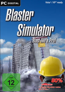 Packaging of Blaster Simulator [PC]
