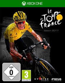 Verpackung von Tour de France 2017: Der offizielle Radsport Manager [Xbox One]