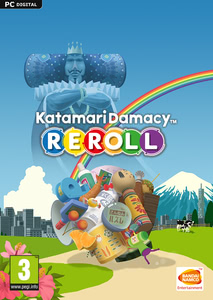 Packaging of Katamari Damacy Reroll [PC]