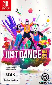Verpackung von Just Dance 2019 [Switch]
