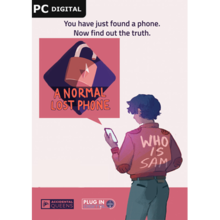 Packaging of A Normal Lost Phone [PC / Mac]