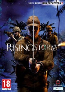 Packaging of Rising Storm [PC]