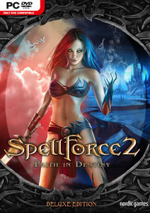 Verpackung von SpellForce 2 Faith in Destiny Digital Deluxe Edition [PC]
