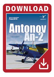 Verpackung von Prepar3D V4 Antonov-An-2 [PC]