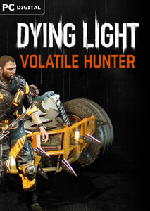 Packaging of Dying Light Volatile Hunter Bundle [PC]