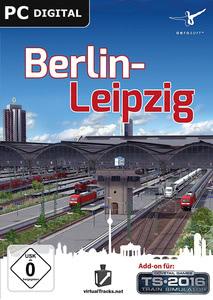 Verpackung von Train Simulator Berlin-Leipzig [PC]