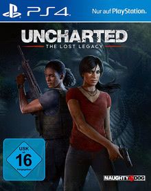 Verpackung von Uncharted: The Lost Legacy [PS4]