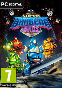 Packaging of Super Dungeon Bros [PC]