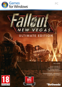 Packaging of Fallout: New Vegas Ultimate Edition [PC]