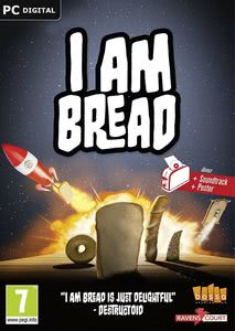 Packaging of I am Bread [PC]