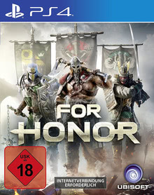 Verpackung von For Honor [PS4]