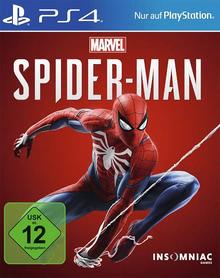 Verpackung von Marvel's Spider Man [PS4]