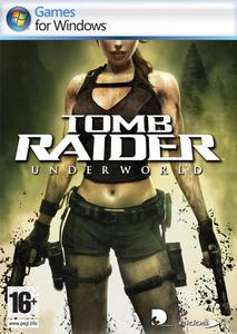 Packaging of Tomb Raider: Underworld [PC]
