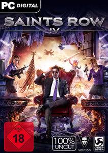 Verpackung von Saints Row 4 [PC]