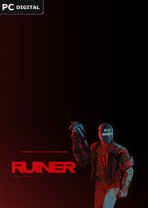 Packaging of RUINER [PC]