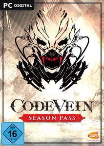 Verpackung von CODE VEIN Hunter's Pass (Season Pass) [PC]