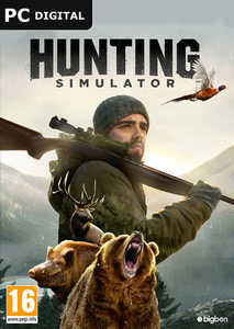 Packaging of Hunting Simulator [PC]