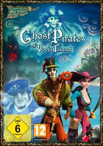 Verpackung von Ghost Pirates of Vooju Island [PC]