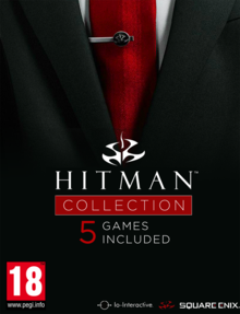 Packaging of Hitman Collection [PC]