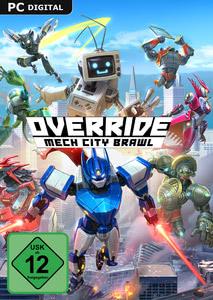 Verpackung von Override: Mech City Brawl [PC]