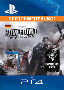 Verpackung von Homefront: The Revolution Expansion Pass [PS4]