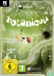 Verpackung von Botanicula [PC]