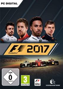 Verpackung von F1 2017 [PC]