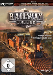 Verpackung von Railway Empire The Great Lakes [PC]