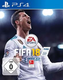 Verpackung von Fifa 18 [PS4]