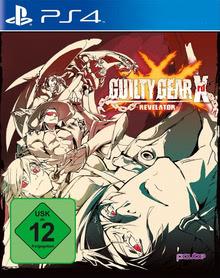 Verpackung von Guilty Gear XRD - Revelator [PS4]