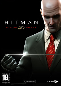Packaging of Hitman: Blood Money [PC]