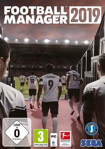 Verpackung von Football Manager 2019 [PC / Mac]