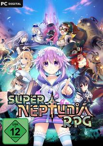 Verpackung von Super Neptunia RPG [PC]