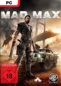 Verpackung von Mad Max [PC]