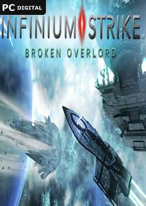 Verpackung von Infinium Strike Broken Overlord [PC]