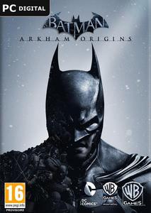 Emballage de Batman Arkham Origins [PC]