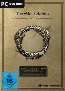 Verpackung von The Elder Scrolls Online: Gold Edition [PC]