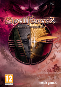 Packaging of SpellForce 2 Demons of the Past Add-On [PC]