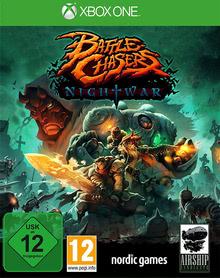 Verpackung von Battle Chasers: Nightwar [Xbox One]