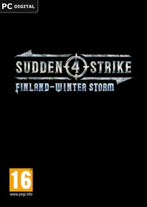 Packaging of Sudden Strike 4 Finland - Winter Storm [PC / Mac]