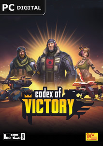 Packaging of Codex of Victory [PC / Mac]