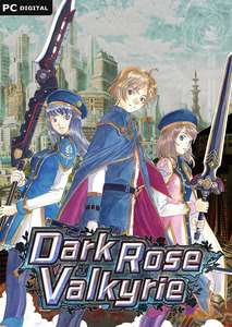 Packaging of Dark Rose Valkyrie [PC]
