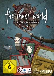 Verpackung von The Inner World - Der letzte Windmönch [PC]