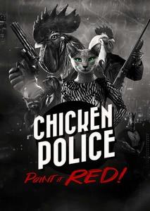 Verpackung von Chicken Police - Paint it RED! [PC]