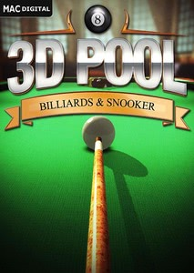 Packaging of 3D Pool [Mac]