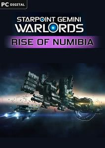 Packaging of Starpoint Gemini Warlords Rise of Numibia [PC]