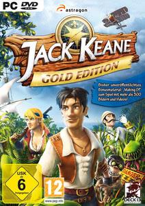 Verpackung von Jack Keane [PC]