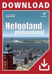 Packaging of Prepar3D V4 Helgoland Professional [PC]