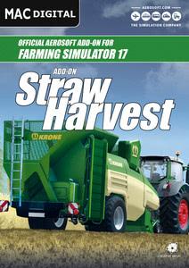 Packaging of Farming Simulator 17 Straw Harvest [Mac]