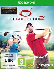 Verpackung von The Golf Club 2 [Xbox One]